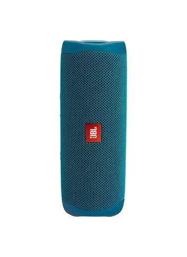 JBL JBL Flip 5 Eco Mavi Su Geçirmez Taşınabilir Bluetooth Hoparlör Mavi